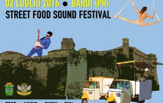 Street Food Sound Festival 2016 - Bardi